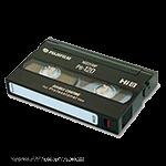 Professional Video Tapes & Digital Media