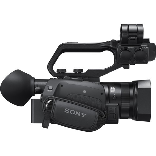 Sony HXR-NX80 4K NXCAM with HDR & Fast Hybrid AF