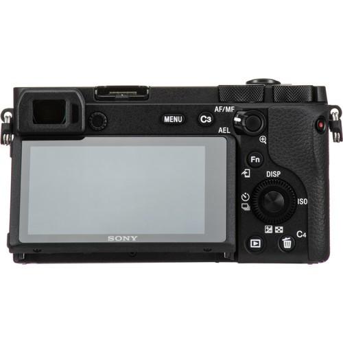 Sony Alpha a6600 Mirrorless Digital Camera (Body Only)