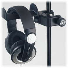 K&M 16085 Table Clamp Headphone Holder