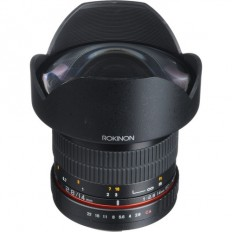 Rokinon 16mm T2.2 Cine DS Lens for Canon EF Mount for APS-C
