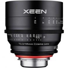 Rokinon Xeen 135mm T2.2 Lens with Canon EF Mount