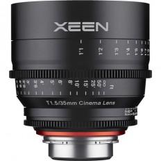 Rokinon Xeen 35mm T1.5 Lens for Canon EF Mount