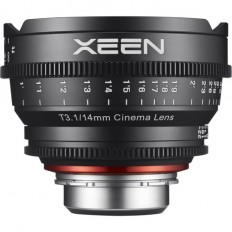 Rokinon Xeen 14mm T3.1 Lens for Canon EF Mount
