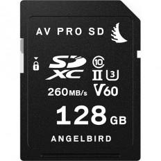 Angelbird 128GB AV Pro MK2 UHS-II SDXC Memory Card