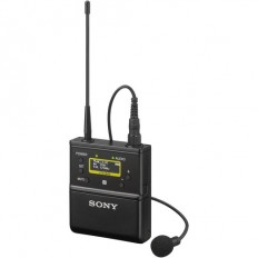 Sony UWP-D21 Camera-Mount Wireless Omni Lavalier Microphone System (UC14: 470 to 542 MHz)