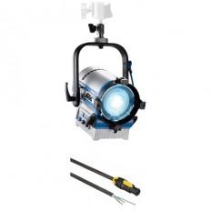 ARRI L5-C Pole-Operated LED Color Fresnel Kit (Blue/Silver)