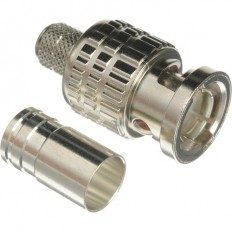 Canare 3.0 GHz 75-Ohm BNC Plug for 1694A Cable