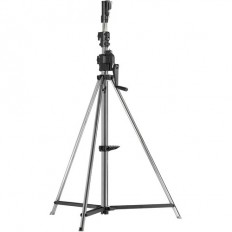 Kupo 3-Section Wind-Up Stand with Auto Self-Lock (12.5')