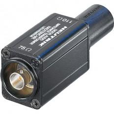 Neutrik AES/EBU Digital Impedance Transformer Adapter (75 Ohm to 110 Ohm)